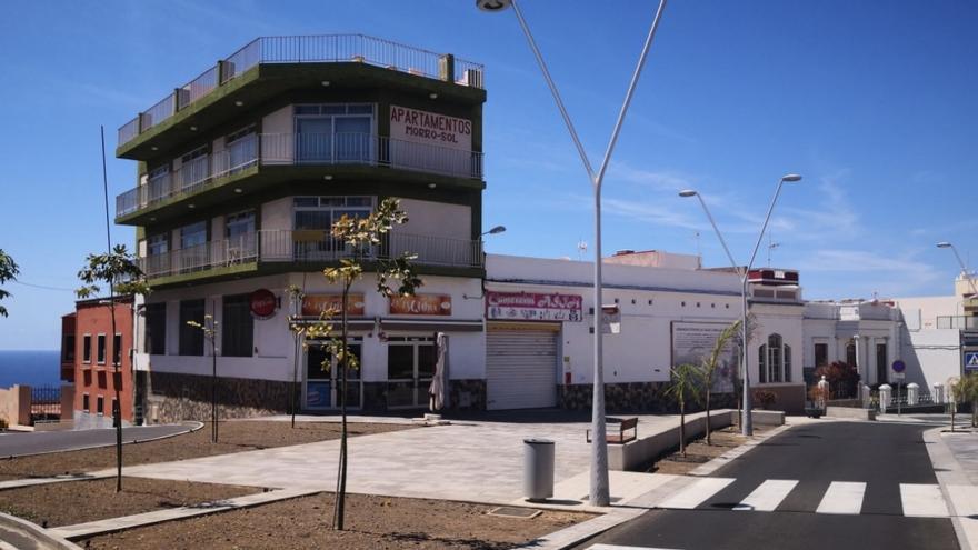 Apartamentos en Tazacorte.