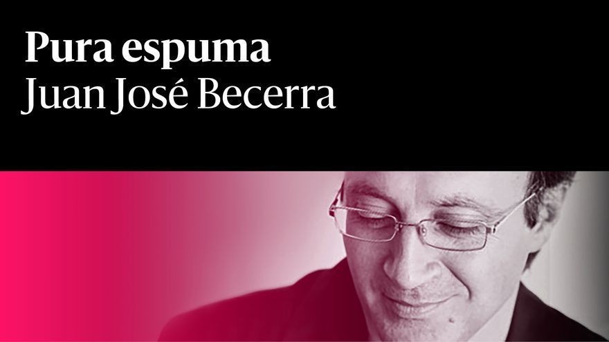 Juan José Becerra Pura espuma rojo