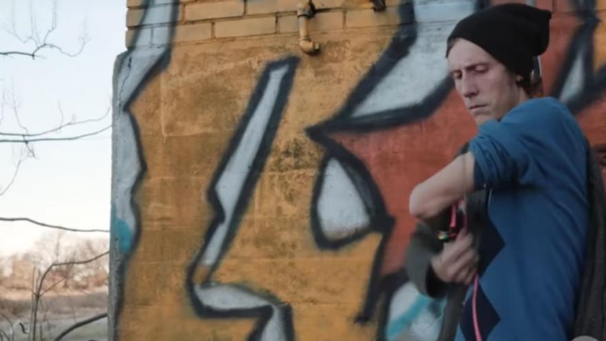 Imagen del documental 'The Trade', de Showtime