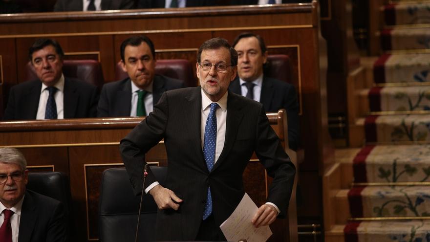 """Rajoy dice que es """"absolutamente falso"""" que Consuelo Madrigal fuera relevada por no aceptar presiones del Gobierno"""