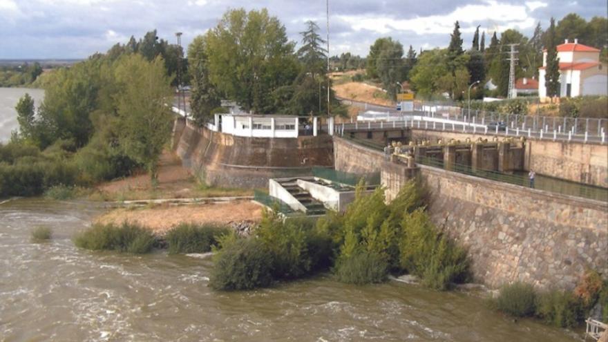 Canal de Montijo / CHG