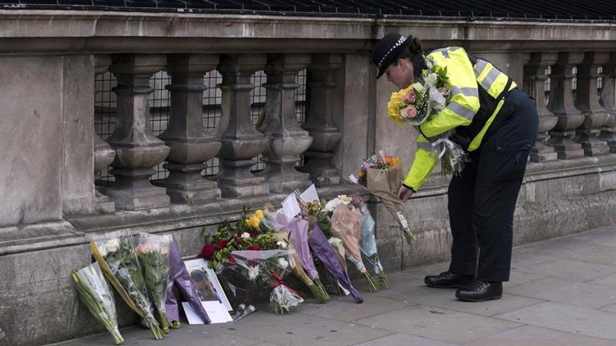 La tercera víctima del atentado de Londres es un turista estadounidense