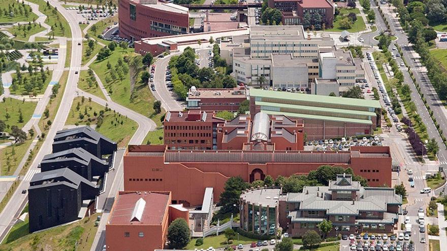 Archivo - Campus de la Universidad de Cantabria