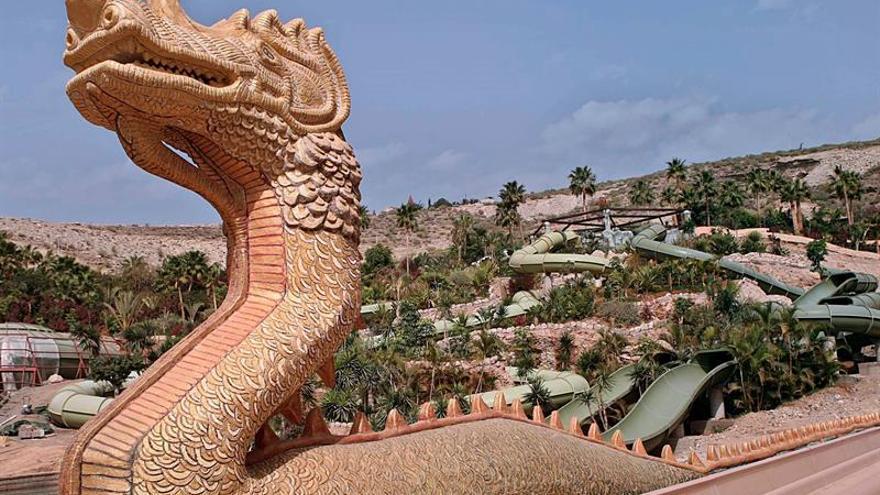La Justicia canaria levanta la suspensión de la ampliación del Siam Park