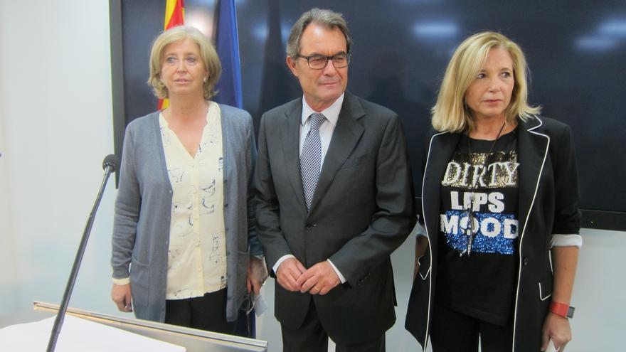 Irene Rigau estaría dispuesta a ser detenida por los Mossos d'Esquadra por el 9N