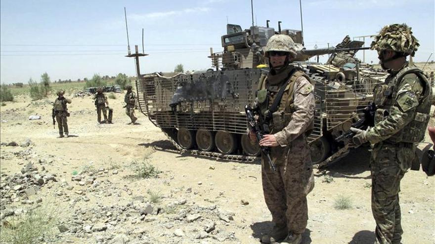 Los tres soldados muertos ayer en Afganistán son británicos