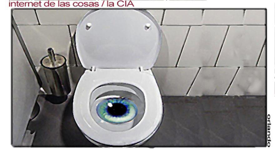 Internet de las cosas / la CIA