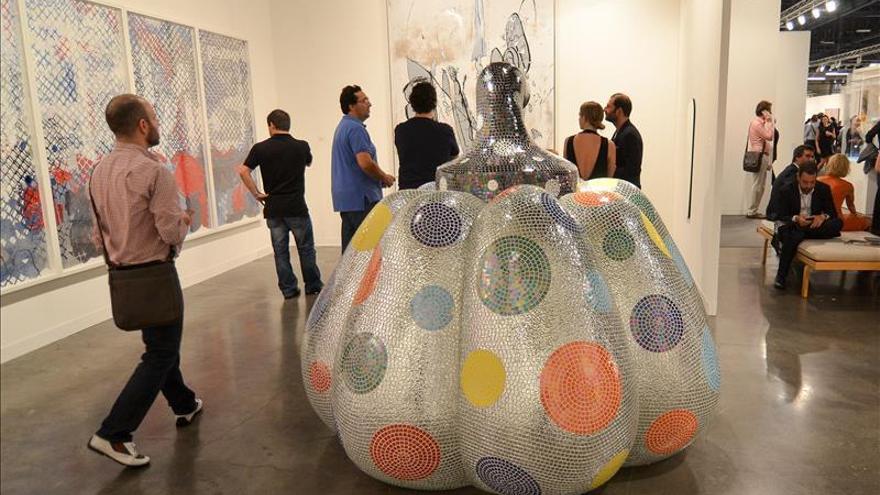 Llega Art Basel Miami Beach, la mayor feria artística de las Américas