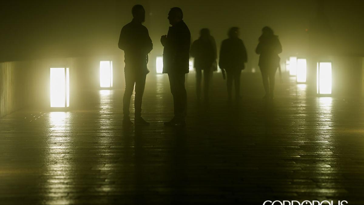 La niebla acaricia Córdoba.