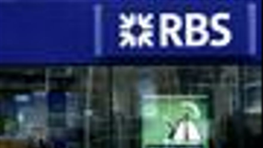 RBS suprimirá 3.700 empleos en Reino Unido