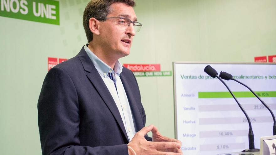 José Luis Sánchez Teruel gana las primarias y será reelegido secretario general del PSOE de Almería