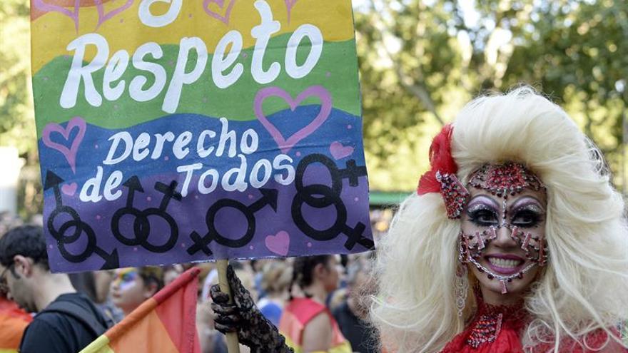 La celebración del Orgullo Gay transcurrió sin incidentes, salvo una detención por delito de odio