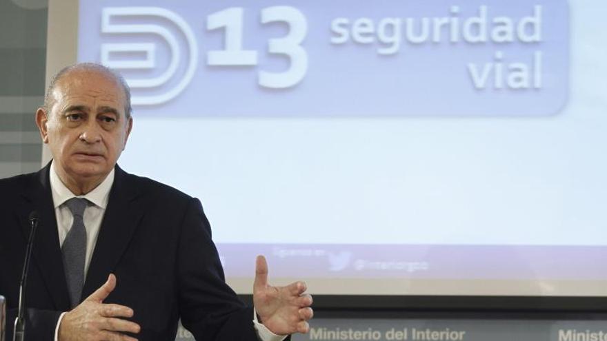 """Fernández Díaz afirma que ETA quiere """"perpetuarse como un agente político más"""""""
