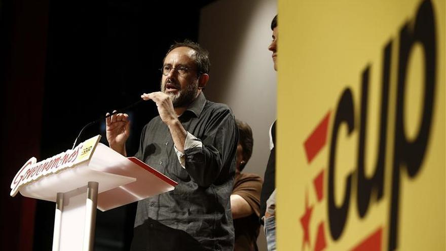 """Baños pide que el Parlament empiece a """"desobedecer"""" antes de la investidura"""