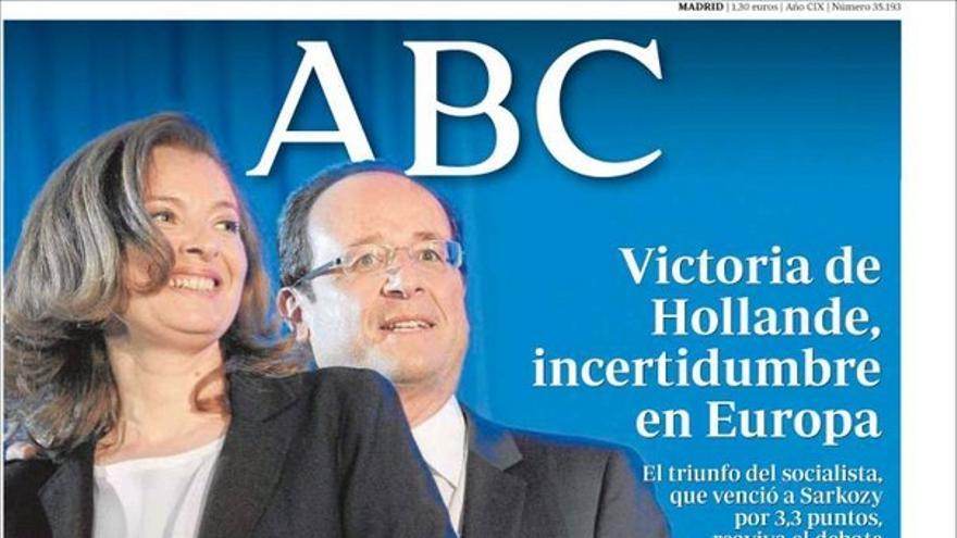 De las portadas del día (07/05/2012) #6