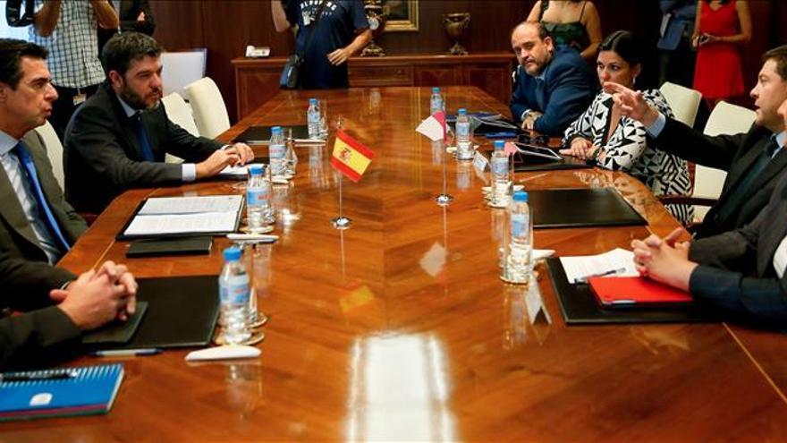 Soria plantea a Page que su oferta para Elcogas es de entre 15 y 20 millones