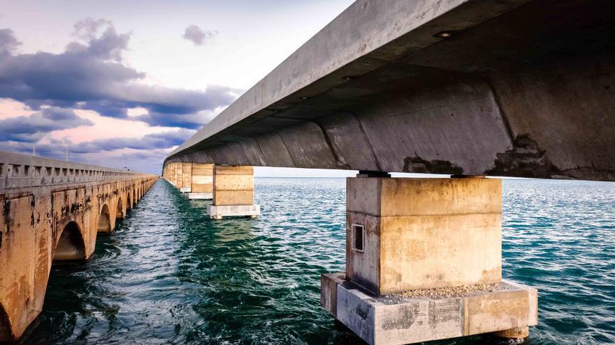 La Ocean's Highway conecta Florida con cientos de islotes