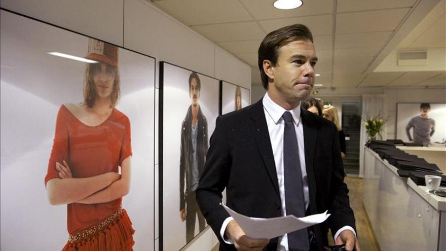 H&M aumenta su beneficio en 2012 pese a la caída en el último trimestre