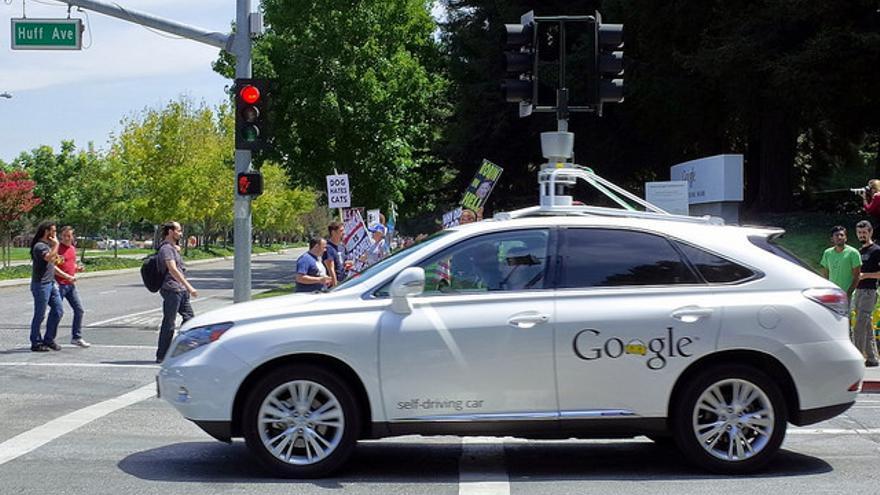 Algunos elementos del entorno pueden confundir a los sensores de los coches inteligentes