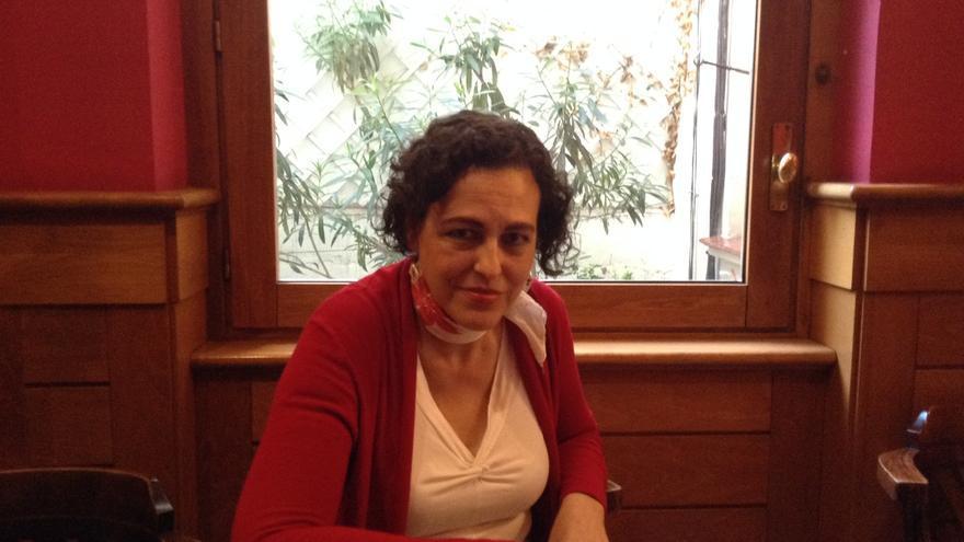 Magdalena Valerio. FOTO: Raquel Gamo
