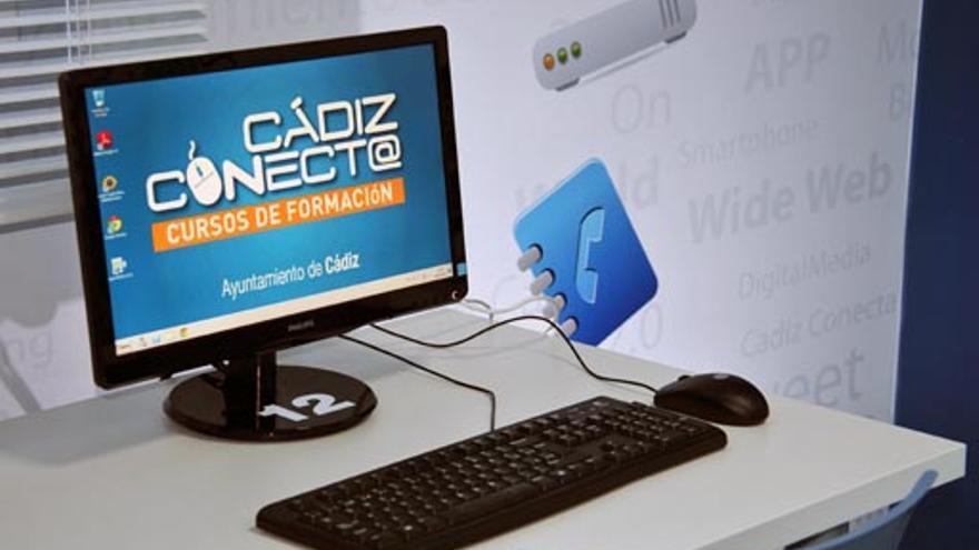 Cádiz Conecta es una sociedad municipal de nuevas tecnologías.