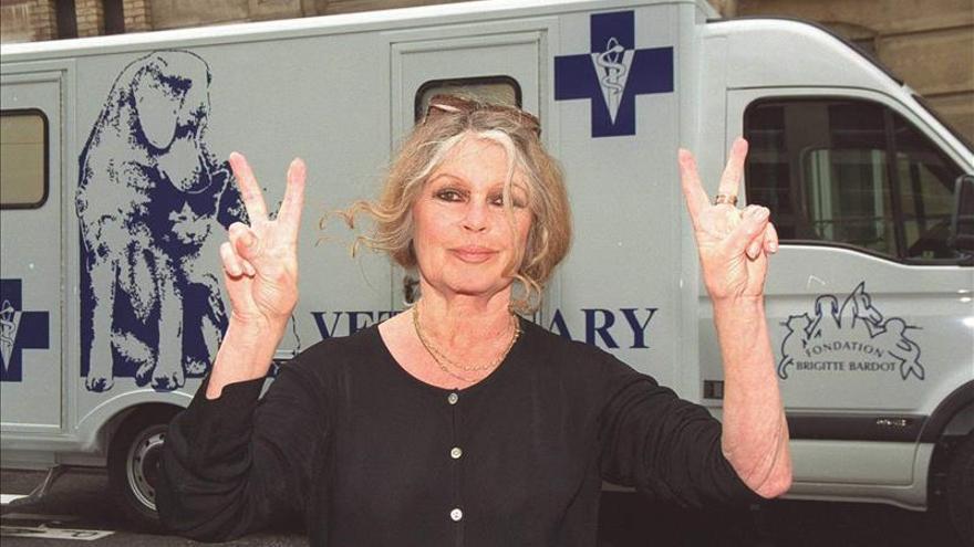 Brigitte Bardot pide a Putin la liberación de una defensora de los animales