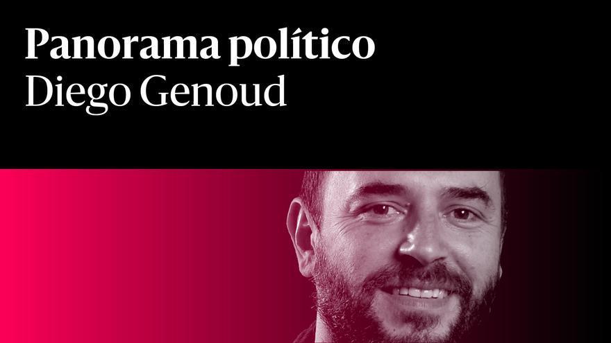 Diego Genoud. Panorama político.