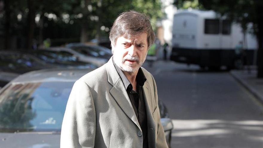 Prohíben el recibimiento a Rafael Díez Usabiaga en El Dueso