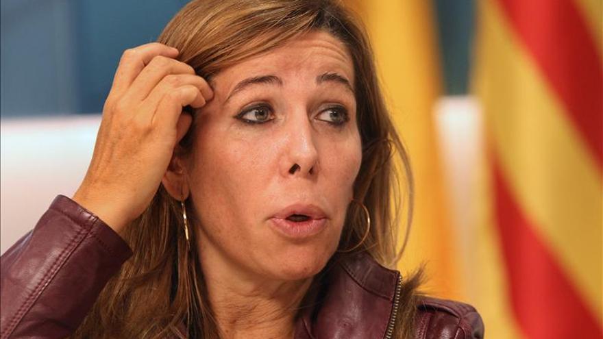 Sánchez Camacho cree que la querella por el 9N se formalizará esta mañana y tiene bases muy sólidas
