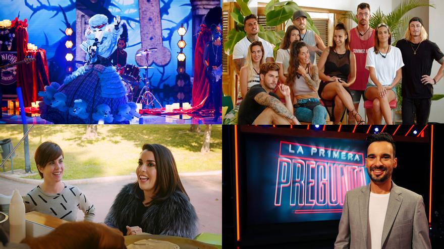 Los programas de estreno que han triunfado y fallado este año 2020