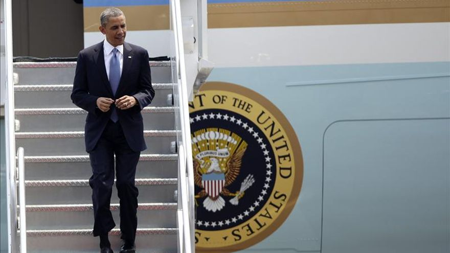 """Obama afirma que continua """"evaluando cada paso sobre Siria"""""""