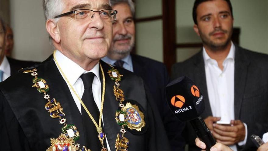 Moliner dice no tener opinión sobre la supuesta politización del CGPJ