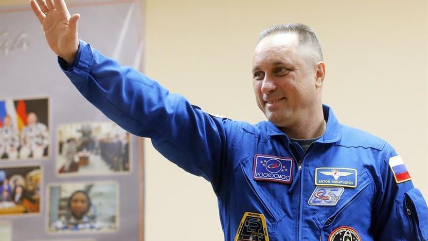 Un cosmonauta ruso votará en elecciones presidenciales de 2018 desde el espacio