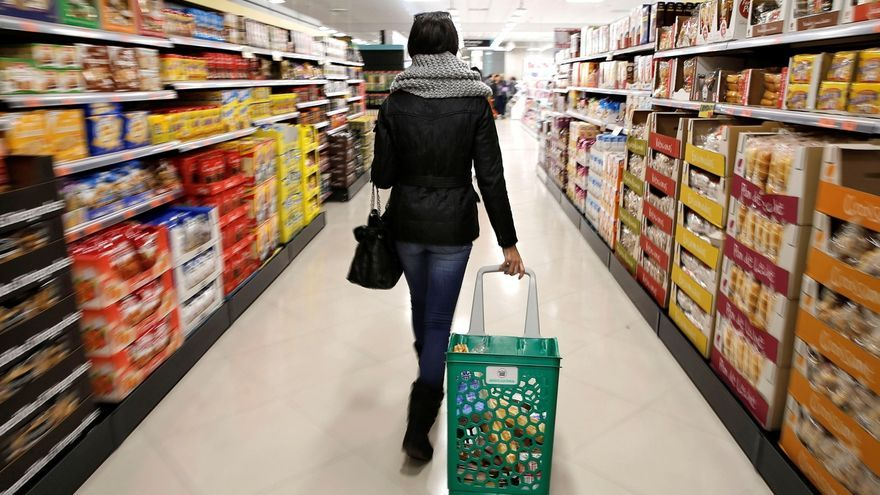 El sector de gran consumo modera su crecimiento y vuelve a ritmo de pre-covid.