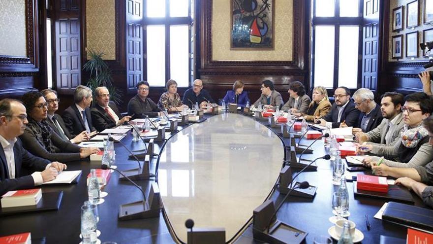 Parlament presentará alegaciones ante TC aunque oposición discrepa argumentos