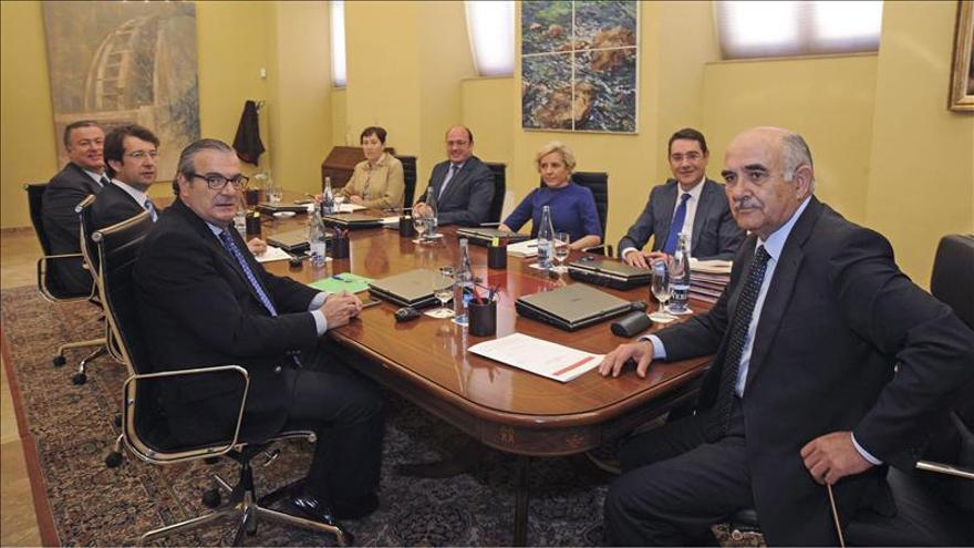 El PP de Murcia elige por unanimidad a Pedro A. Sánchez para encabezar las listas