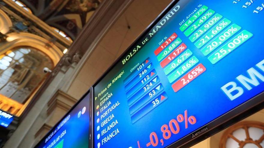 El IBEX 35 sube un 0,13 por ciento en la apertura y supera los 9.500 puntos