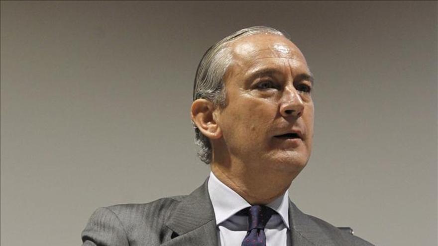 """Fernández de Mesa dice que """"nadie tiene derecho"""" a generar ningún conflicto interno en España"""