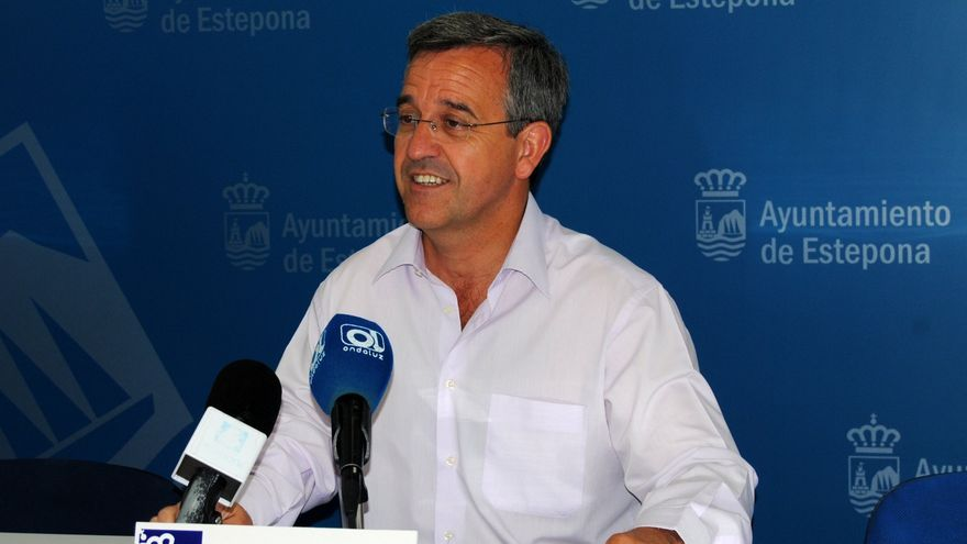 """García Urbano asegura que Estepona se convertirá en """"un modelo de ciudad"""" en los próximos dos años"""