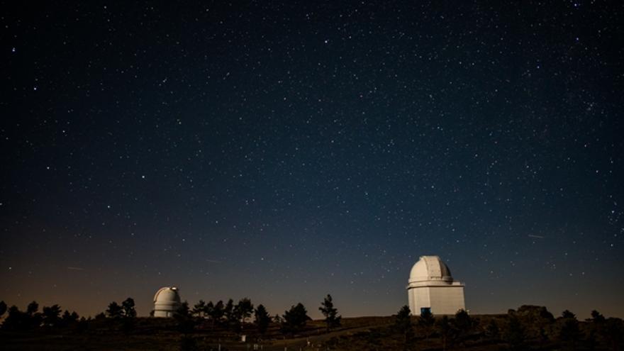 Captura del documental  'Astroturismo,sentir el Universo'