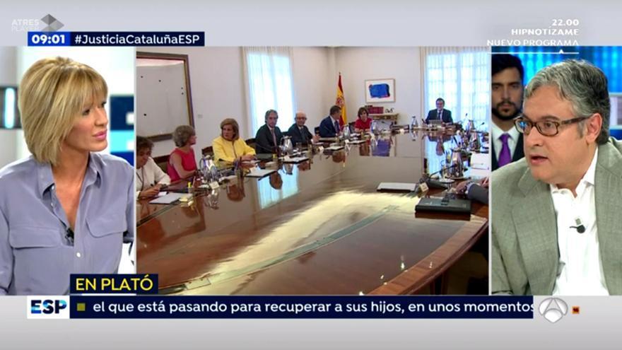 Juan Manuel de Prada en Espejo Público de Antena 3
