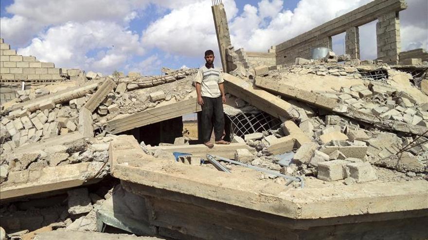 El Ejército iraquí logra importantes avances en la ciudad petrolera de Biyi