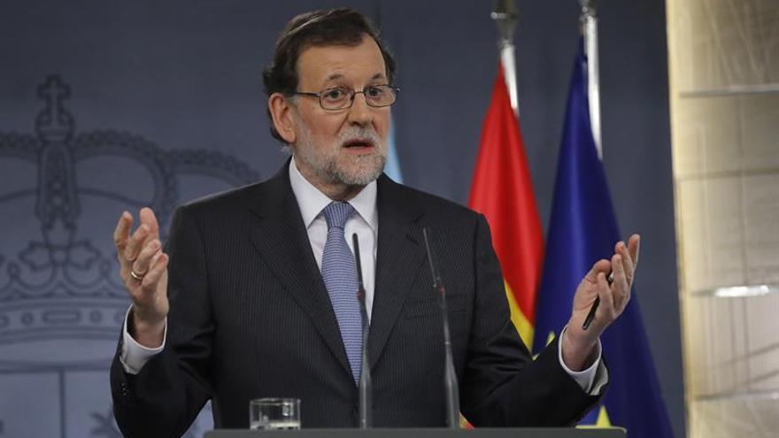 Rajoy valora la capacidad de España para acoger a ciudadanos sin libertad