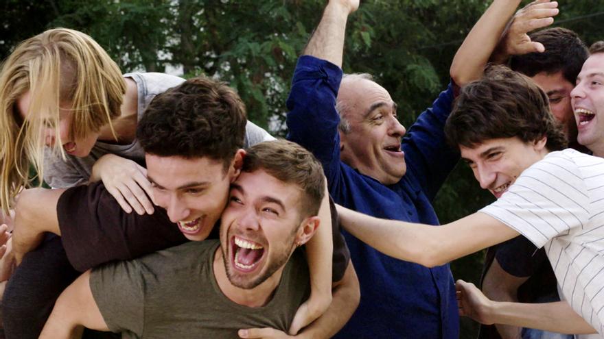 TVE compra 'Merlí' y ofrecerá sus tres temporadas gratis en Playz