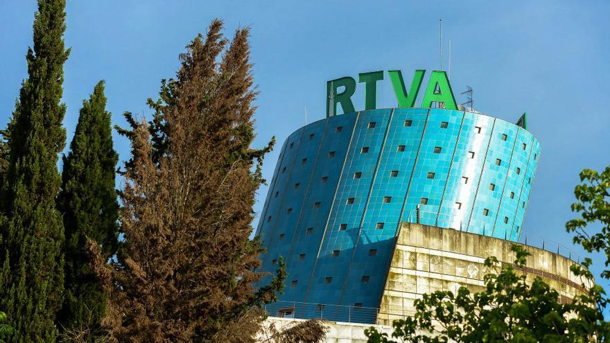 Sede de la corporación RTVA