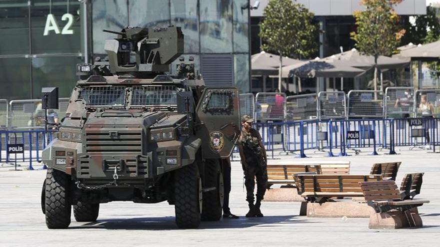 Declarados culpables de entrada ilegal a Grecia los ocho militares turcos
