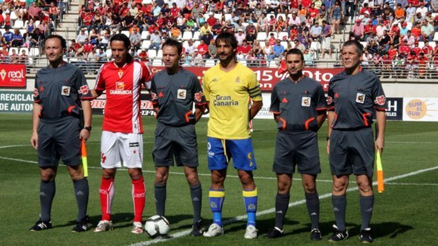 Del Murcia- UD Las Palmas #2