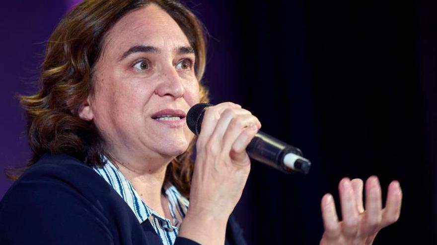 La alcaldesa de Barcelona llevará la relación de las ciudades con la ONU