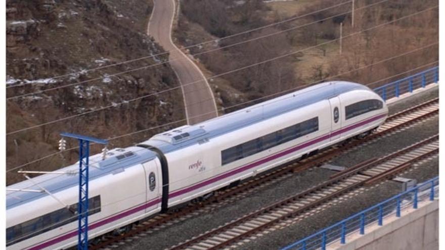 Fomento pone en servicio el nuevo tramo entre Utrera y Las Marismillas de la línea de AVE Sevilla-Cádiz