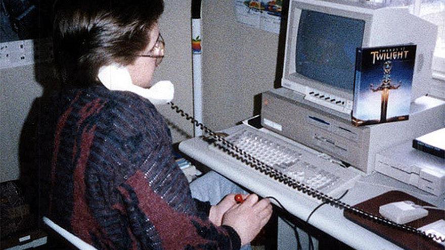 Los modelos de Commodore Amiga como este eran unos de los ordenadores más utilizados en los 80 y 90